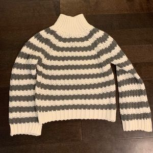 Sweaters - Chunky striped knit